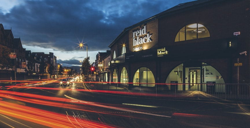 Reid Black's Belfast Office