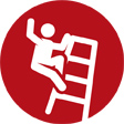 Work Related Injuries Icon