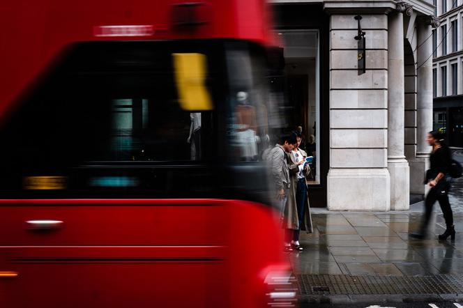 Wrightbus Bus